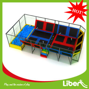 China Liben Kids Indoor Trampoline Bed For Sale China