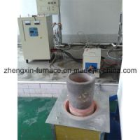 China Small Electric Lifting Induction Melting Furnace for ...