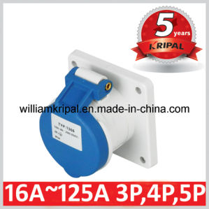 Single Phase Industrial Socket Outlet