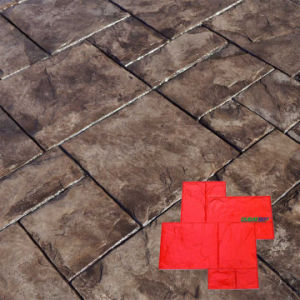 china 2020 stamped concrete mold