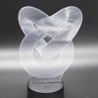 China Customized 5mm Thick 3D Acrylic Mood Lamp LED Flat ...