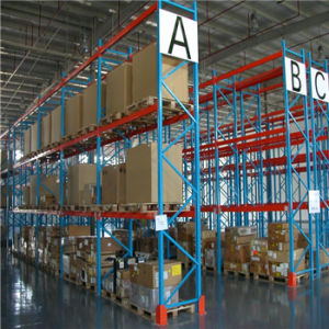 china heavy duty pallet rack for