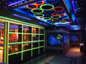 karaoke decoration theater fluorescence china union