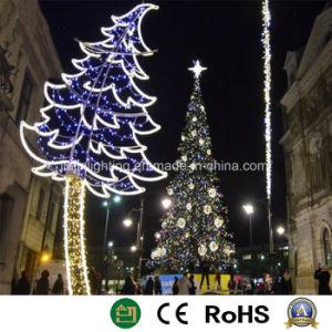 China 2d Led Street Decoration Light For Christmas Holiday China Christmas Light 2d Motif Street Light
