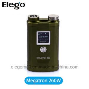 megatron 260w battery mod