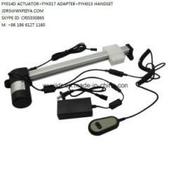 Power Recliner Chair Parts A And Half China Electric Actuator With The Adapter 330mm Stroke