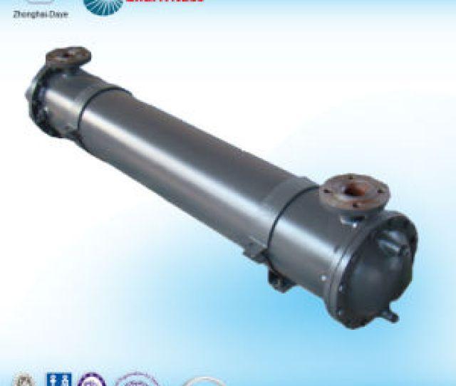 Custom Made Design 8361 Tube Stack Intercooler Heat Exchanger