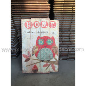 China Wholesale Shabby Chic Home Decor Wooden Signs China