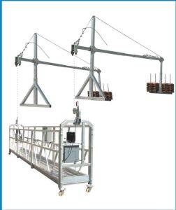 China Zlp Powered Platform Gondola Lift Construction