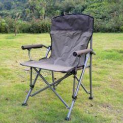 Green Fishing Chair Wicker Outdoor Cushions China 200kgs Loading Weight Folding Beach