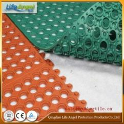 Commercial Restaurant Kitchen Mats Macys Aid Mixer China Floor Rubber With Holes Anti Fatigue Mat