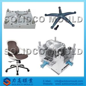 office chair parts industrial desk china plastic injection mould