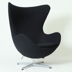 mid century egg chair step stool combination china modern furniture arne jacobsen replica basic info