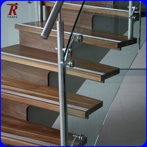 China Wholesale Glass Stainless Steel Railing Designs For Indoor   Stairs Railing Designs In Steel With Glass   Balcony   Wooden   Modern   Guardrail   Stainless Steel