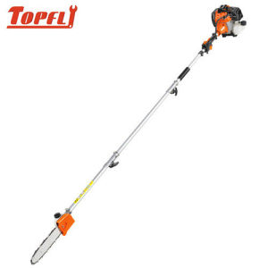 China Long Gas Pole Tree Pruner for Long Reach Chainsaw