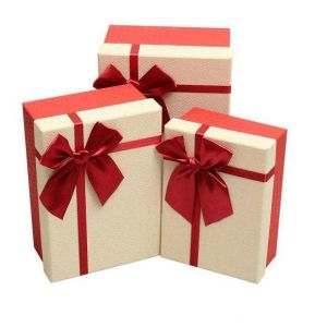 Gift Box For Christmas