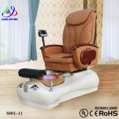 Top Rated Pedicure Chairs High End Dining China Ce Certification Hot Sale Model Salon Spa Chair Km S001