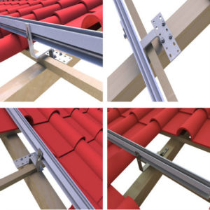 tile roof stainless steel solar mounting bracket