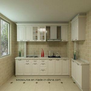 Modern Wood Simple Kitchen Cabinet Design
