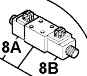 China Solenoid Valve 25/104700 25 104700for Ss600 Fastrac