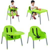 China Convertible 3 in 1 Kids Feeding Furniture High Chair ...