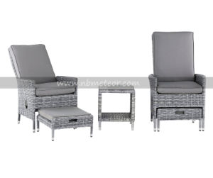 2 chairs and table rattan ikea chair covers ireland china outdoor bistro set for balcony 1 tea