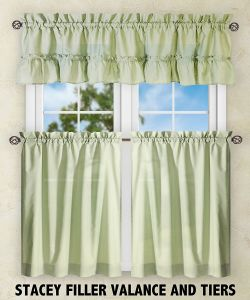 kitchen curtain sets renovations on a budget china 100 polyester curtains faux silk