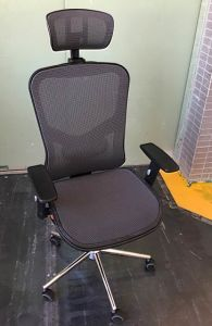 executive mesh office chair eames aluminum group lounge china modern high back best ergonomic with headres