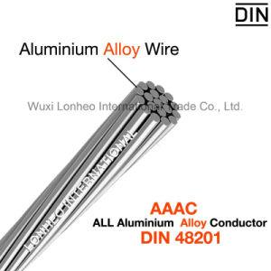 China AAAC-All Aluminum Alloy Conductor DIN 48201, AAAC