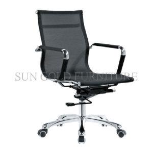 pleine chaise pivotante de bureau de presidence de maille de dos moderne de milieu sz oc030