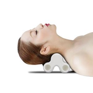 l os cervicaux de massage japonais en forme d oreiller therapeutique pour la douleur au cou
