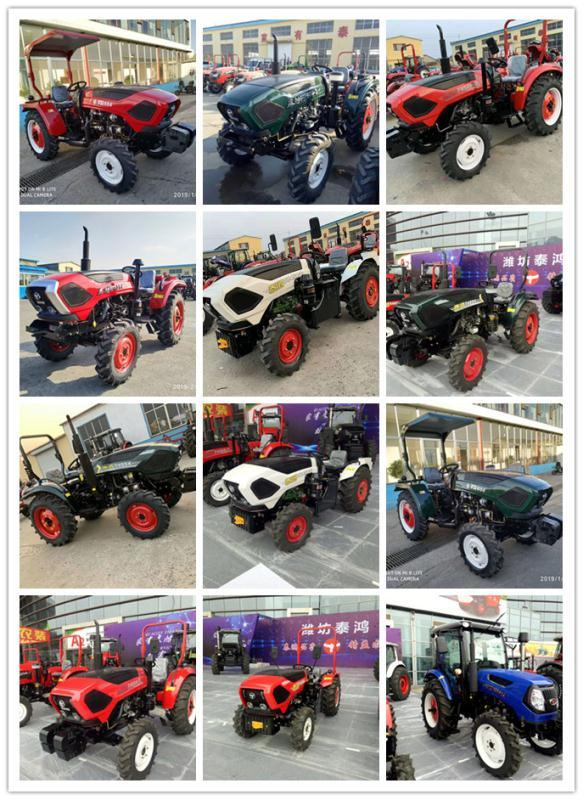 4x4 Compact Tractors For Sale : compact, tractors, Diesel, Wheel/Garden/Orchard/Agricultural/Farm, Tractor, China, Garden, Tractor,, Made-in-China.com
