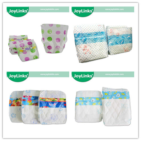 Joylink Hot Sale Economic Pack Adult Baby Diapers with OEM Factory Price