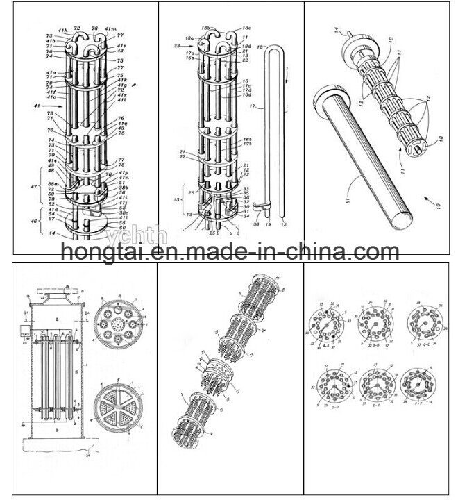China Electric Ceramic Radiant Tube for Industial Heating