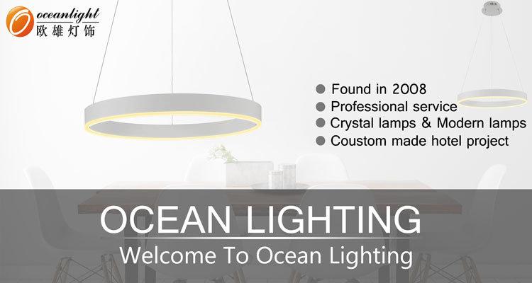 Bougie de luxe de lustres en cristal lampe pour salle de sjour Dcoration MOC1013 Bougie de