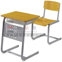 China Cheap Single Student Desk and Chair for Classroom ...