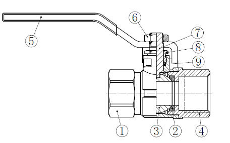 Gas Shut Off Valve Gas Safety Valve Wiring Diagram ~ Odicis
