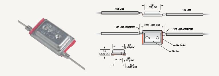 China Klixon 17am Bimetal Thermostat Use in Diving Pump