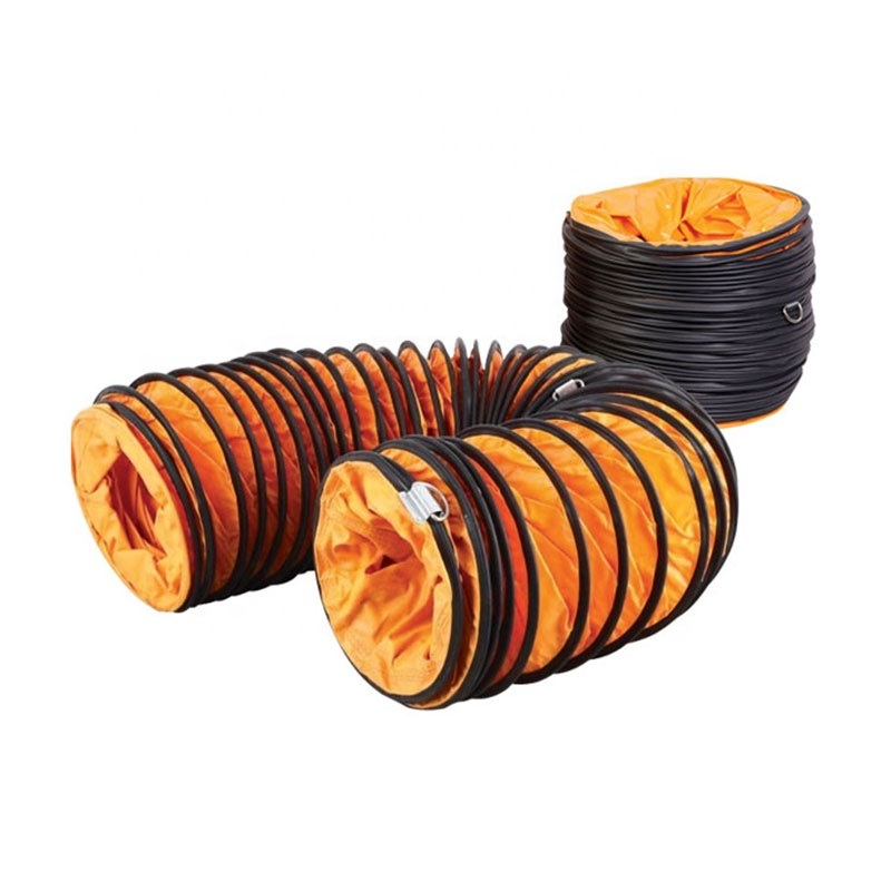 10m pvc collapsible round air