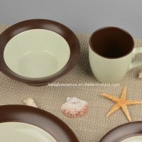 China Moroccan Style Ceramic Dinnerware Set - China ...