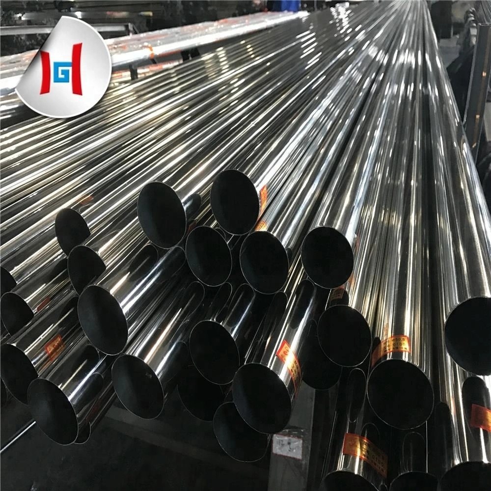 4 304 stainless steel exhaust pipe