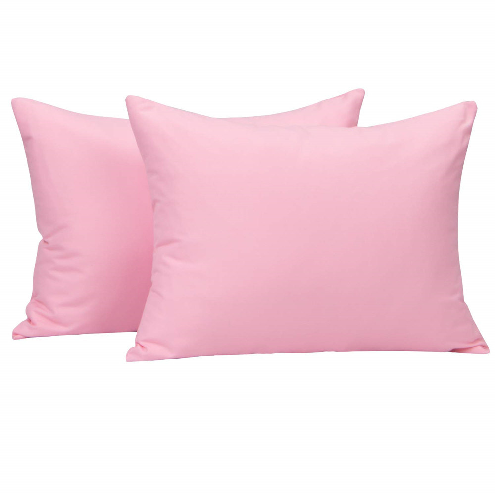 decorative pillow insert pink sofa