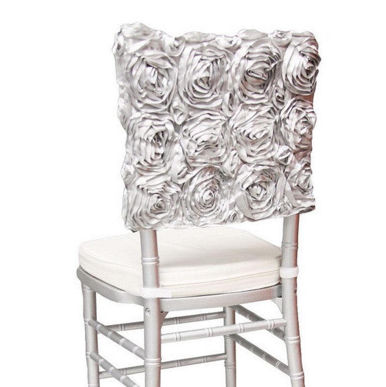 chair caps covers outdoor table and chairs with umbrella fashion 16 inch x 14 flower chiavari china