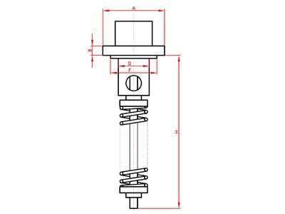 외부 안전 밸브 따로 잇기 테스트 벤치 (YH-SAT-QNW)