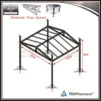 China Used Aluminum Stage Lighting Truss System - China ...