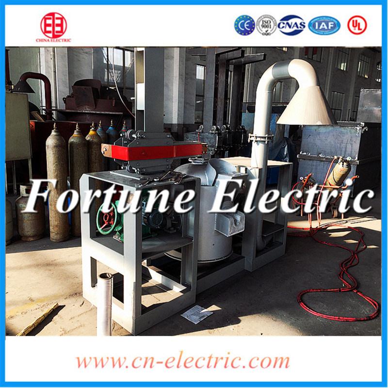 China Small Scrap Metal Melting Electric Arc Furnace