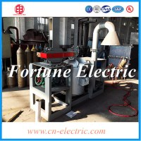 China Small Scrap Metal Melting Electric Arc Furnace