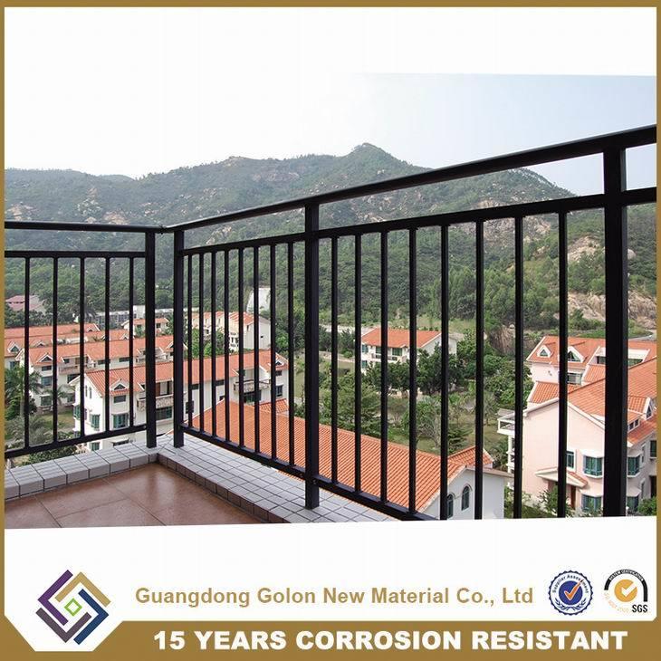 Villa Terrace Veranda Gazebo Metal Wrought Iron Balcony