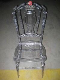 China Crystal Clear Tiffany Resin Chiavari Chair - China ...