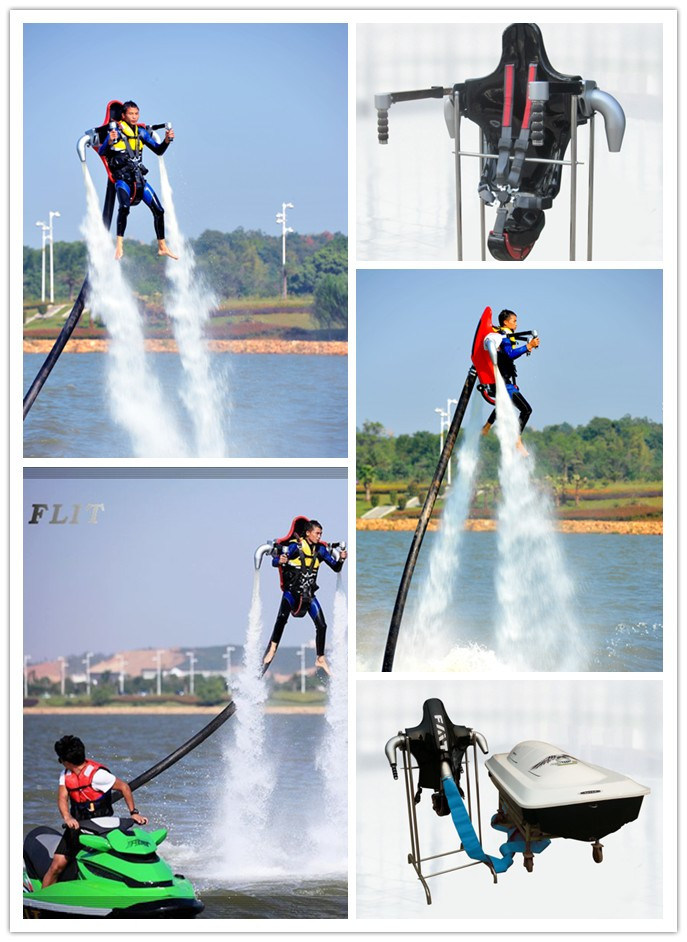 Hot Sale China Flysuit Jetlev Jet Pack with CE Approved - China Jet Pack. Water Jet Flyer
